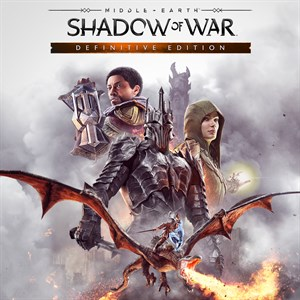 Middle-earth™: Shadow of War™ Definitive Edition Xbox One