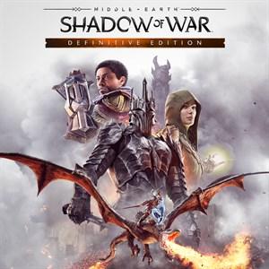 シャドウ・オブ・ウォー ディフィニティブ・エディション Xbox One