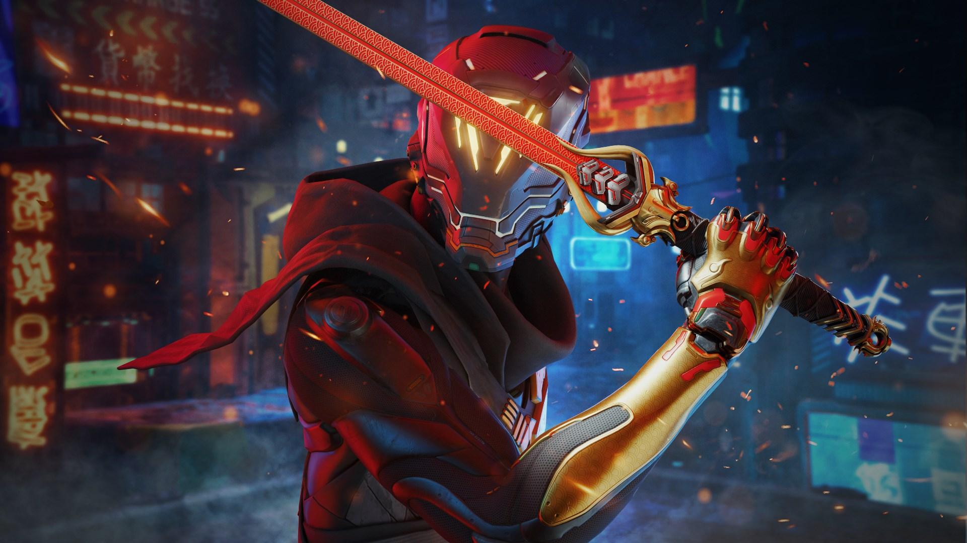 Ghostrunner: Metal Ox Pack