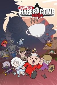 Carátula para el juego Super Hyperactive Ninja de Xbox 360