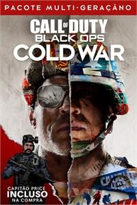 Call of Duty: Black Ops Cold War - Pacote Multi-geração