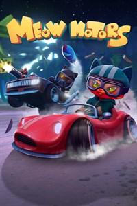 Carátula para el juego Meow Motors de Xbox 360