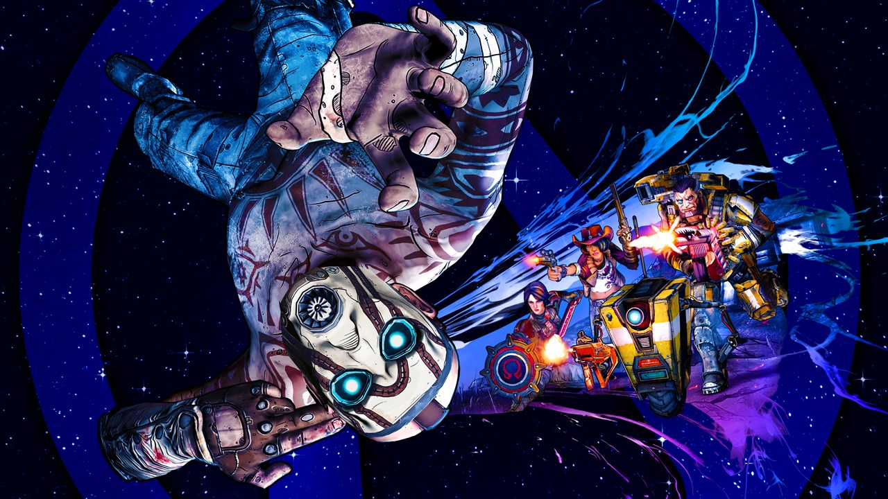 Get Borderlands: The Pre-Sequel Ultra HD Texture Pack - Microsoft Store