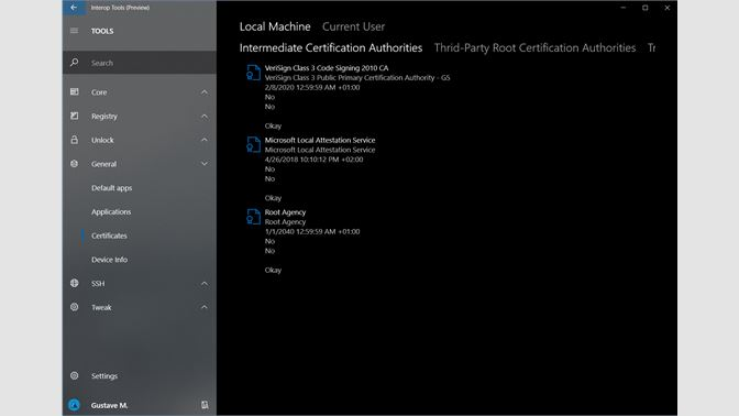 Get Interop Tools (Store) - Microsoft Store