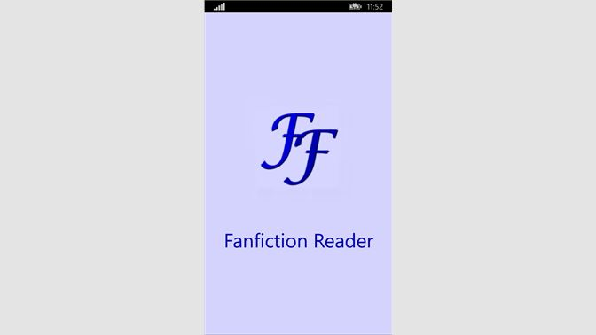 Get Fanfiction Reader - Microsoft Store
