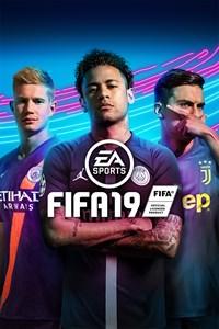 Carátula del juego FIFA 19