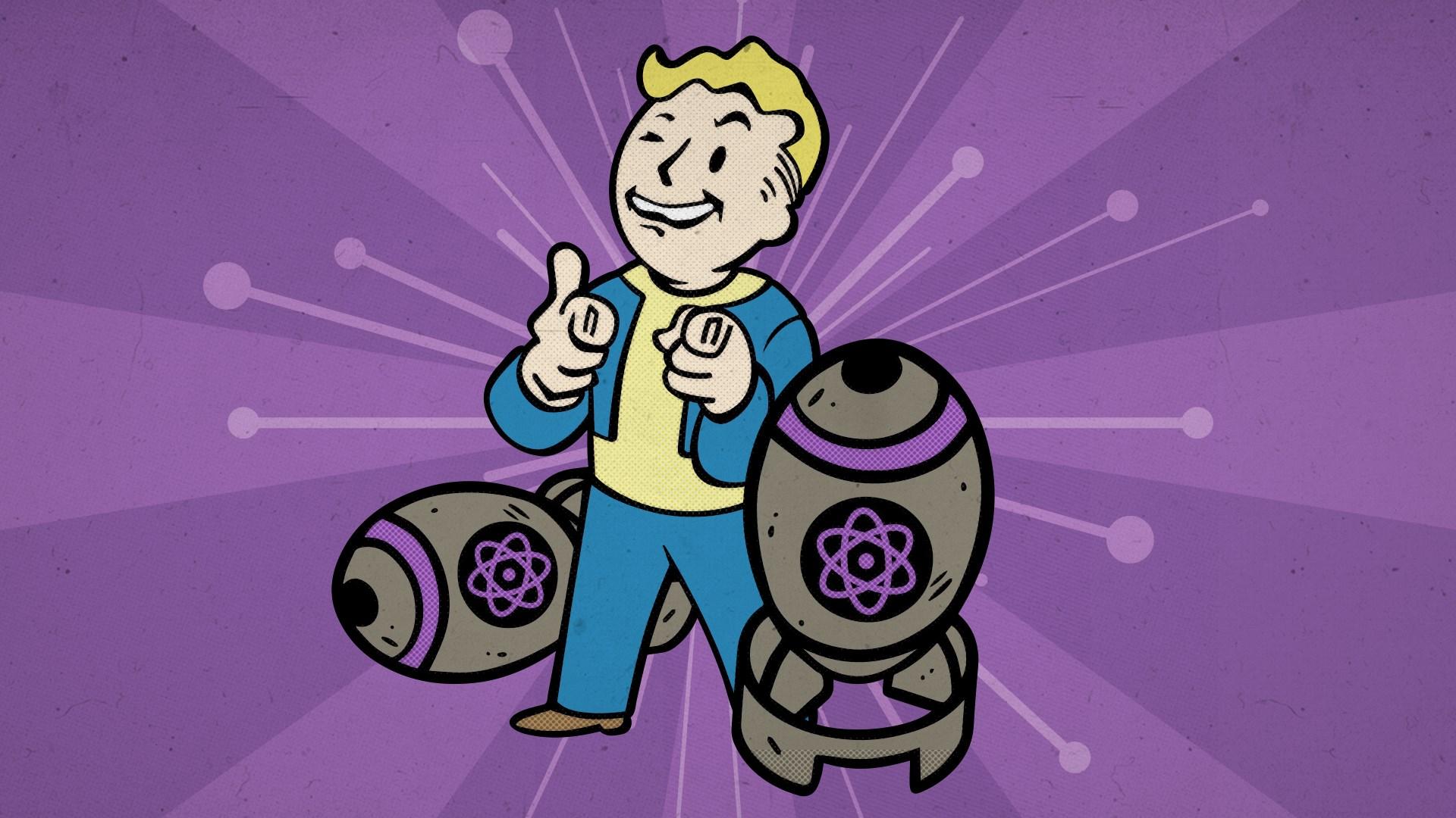 Fallout 76: E3 Bonus Atom Bundle