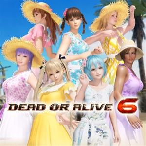 DOA6 Summer Breeze Collection Set Xbox One