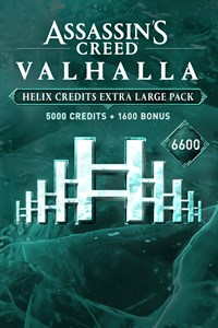 Assassin's Creed® Valhalla - Helix Credits Extra Large Pack (6,600)