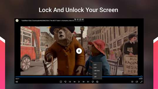 Media Player - All Formats, Video Player All Formats screenshot 3