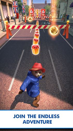 Paddington™ Run: Endlessly fun adventures Screenshot