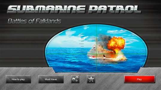 Submarine Patrol screenshot 1