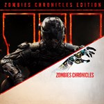 Call of Duty®: Black Ops III - Zombies Chronicles Edition Logo