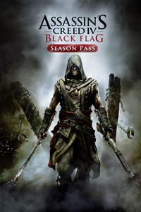 Carátula para el juego Assassin's Creed IV Black Flag - Season Pass de Xbox 360