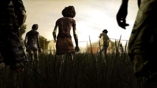 The Walking Dead: The Complete First Season screenshot 3