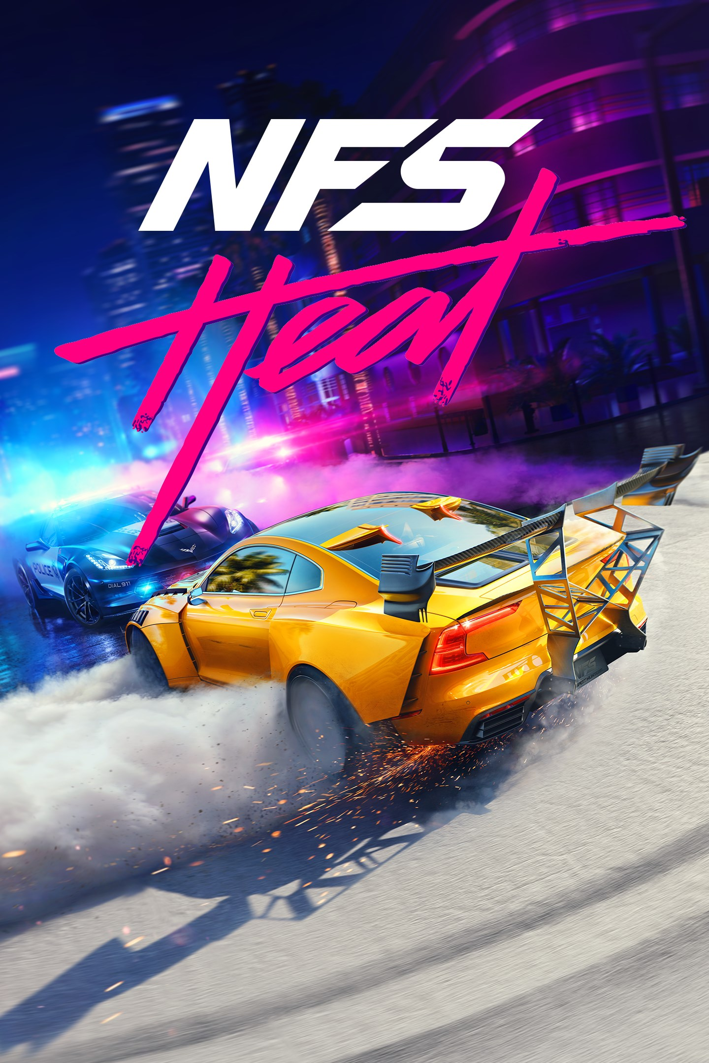 Buy Need For Speed Heat Microsoft Store