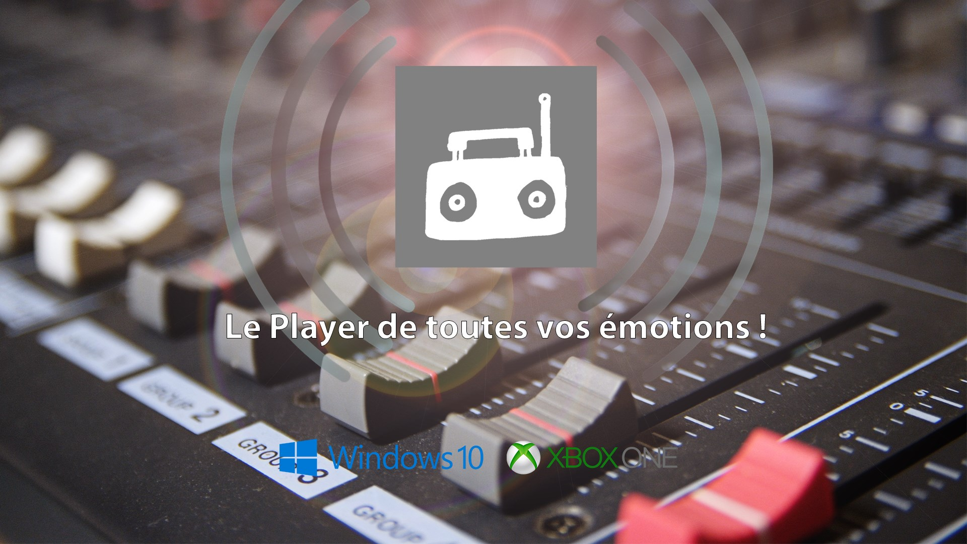 Get The Radio Player - Microsoft Store en-IN