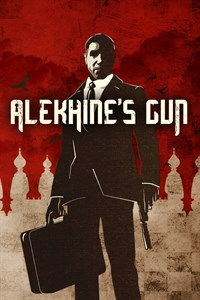 Carátula del juego Alekhine's Gun