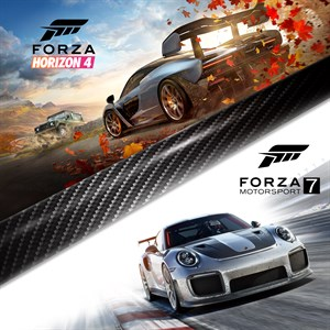 Forza Horizon 4 and Forza Motorsport 7 Bundle Xbox One
