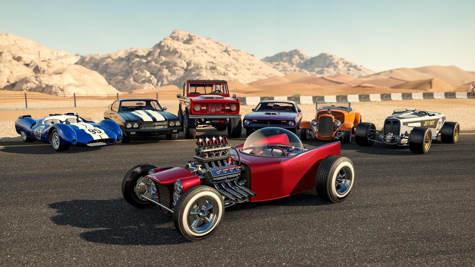 Barrett-Jackson Forza Motorsport 7 Car Pack