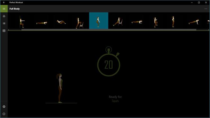 Get Perfect Workout - Microsoft Store