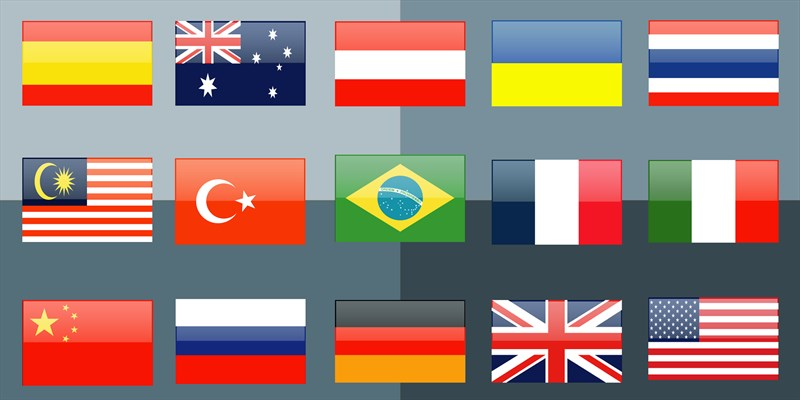 Image result for world flags