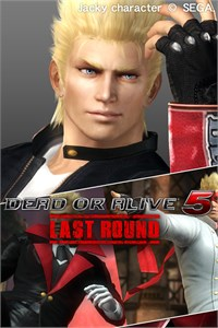 DOA5LR Ultimate Jacky Content