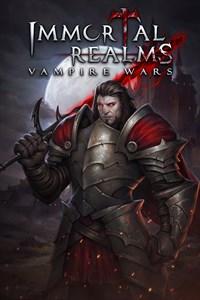 Carátula para el juego Immortal Realms: Vampire Wars de Xbox 360