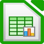 LibreOffice7.2 base Windows 10 Logo