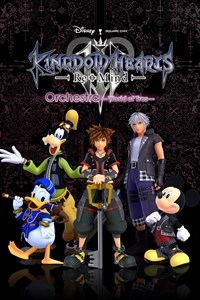 Carátula para el juego KINGDOM HEARTS ? Re Mind + CONCERT VIDEO de Xbox One