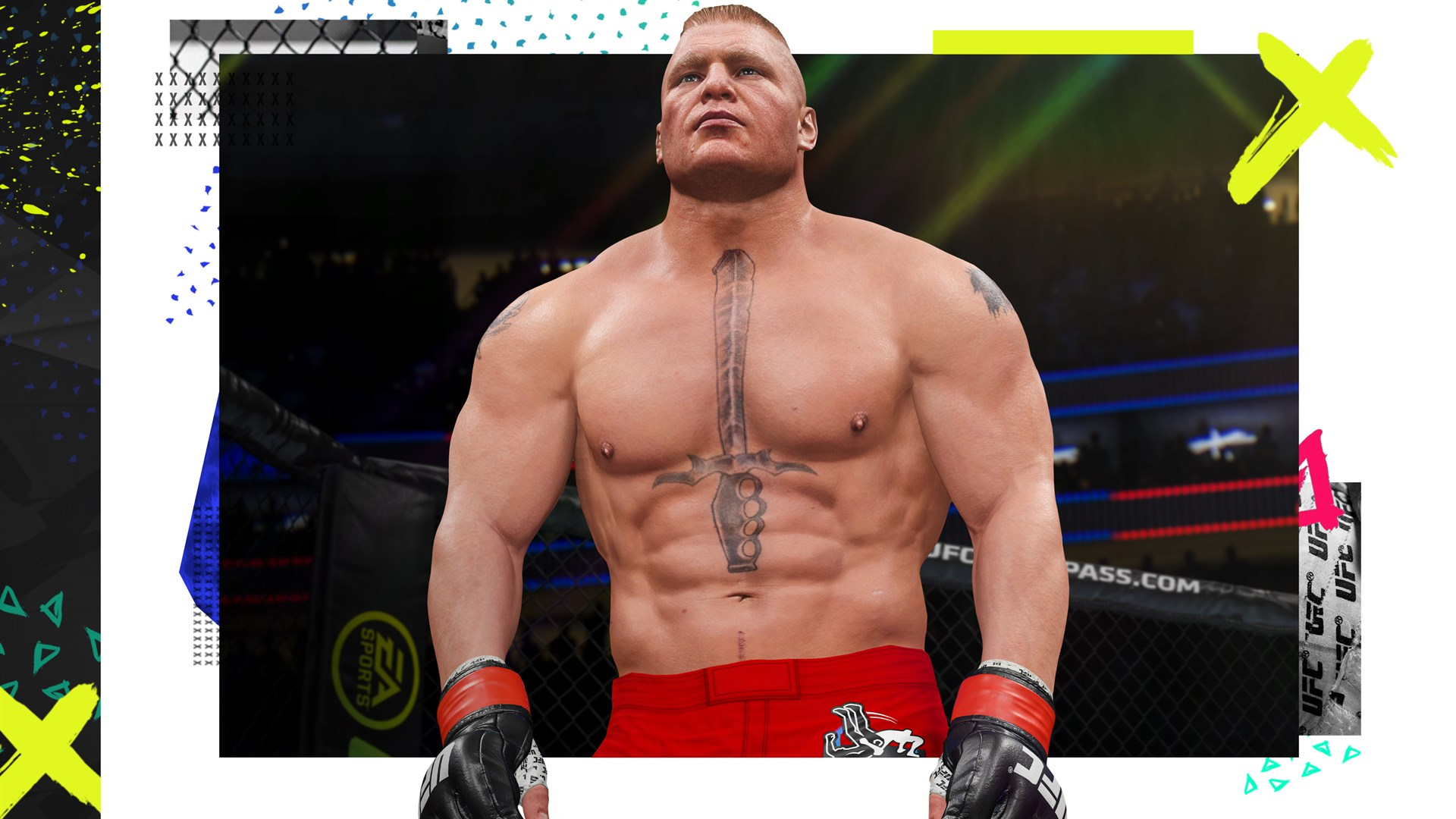 UFC® 4 - Brock Lesnar