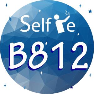 B812 Photo Editor:Snap Stickers,Photo Edtior Lab & Photo Grid Photo Collage Maker