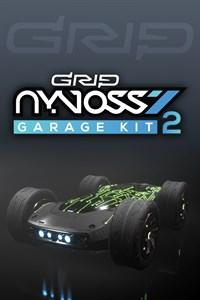 Carátula del juego Nyvoss Garage Kit 2