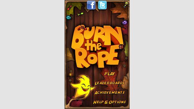 Buy Burn the Rope - Microsoft Store