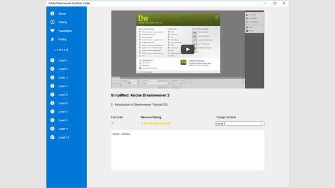 Buy Adobe Dreamweaver Simplified Guides - Microsoft Store