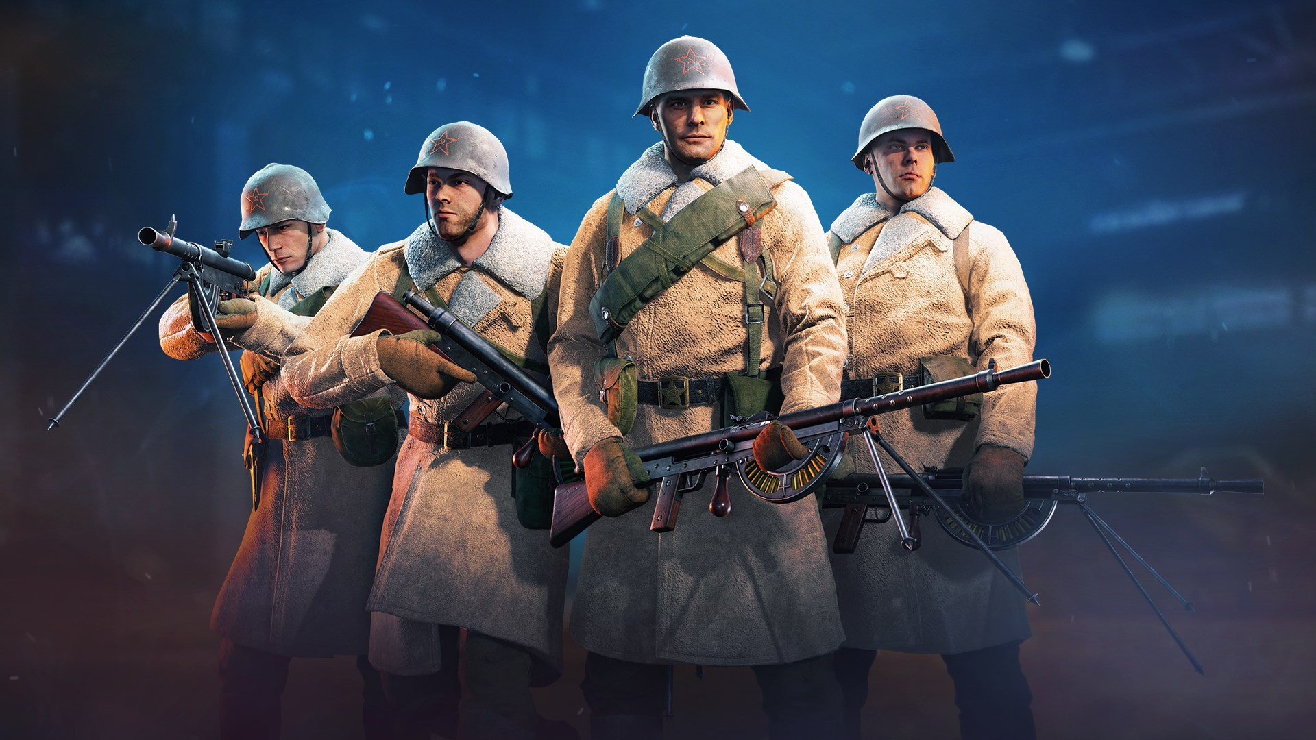 """Enlisted - """"Battle of Moscow"""": Chauchat Squad"""