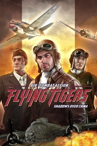 Carátula para el juego FLYING TIGERS: SHADOWS OVER CHINA de Xbox 360