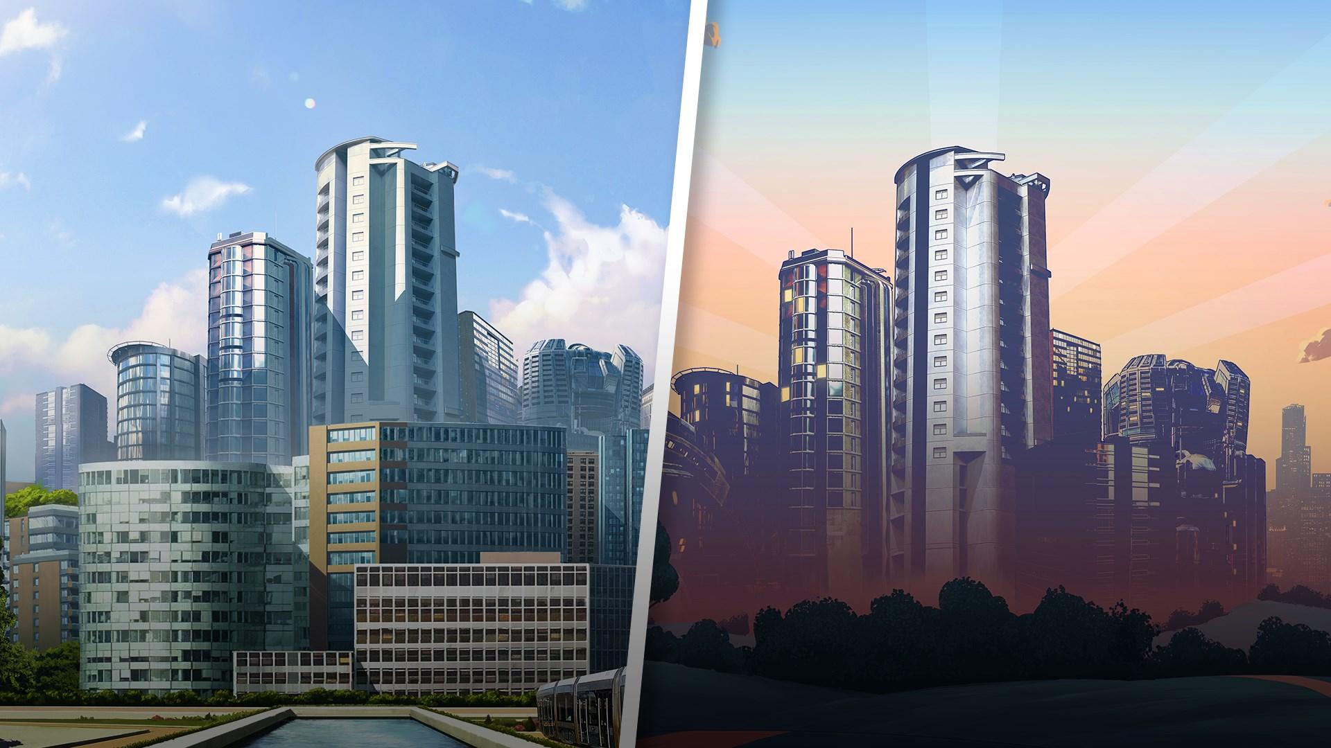 Cities: Skylines - Downtown Bundle