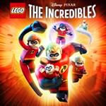 LEGO® The Incredibles Logo