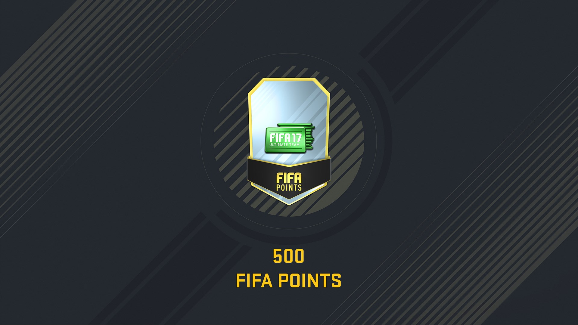 500 FIFA 17 Points Pack