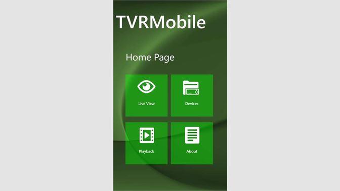 Get TruVision TVRMobile (Phone) - Microsoft Store