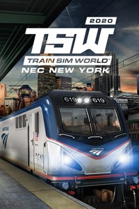 Train Sim World: Northeast Corridor New York