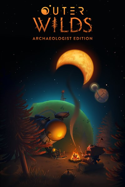 Outer Wilds: Archaeologist Edition
