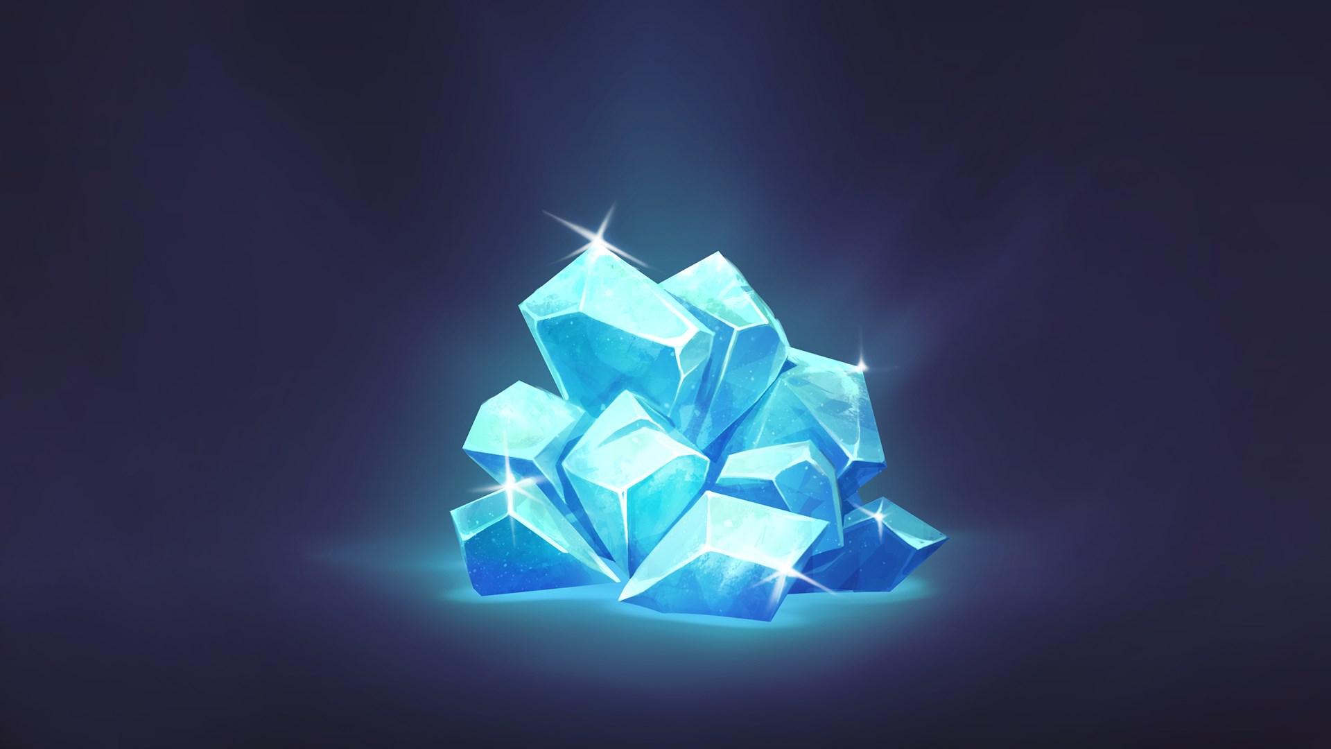 400 Paladins Crystals