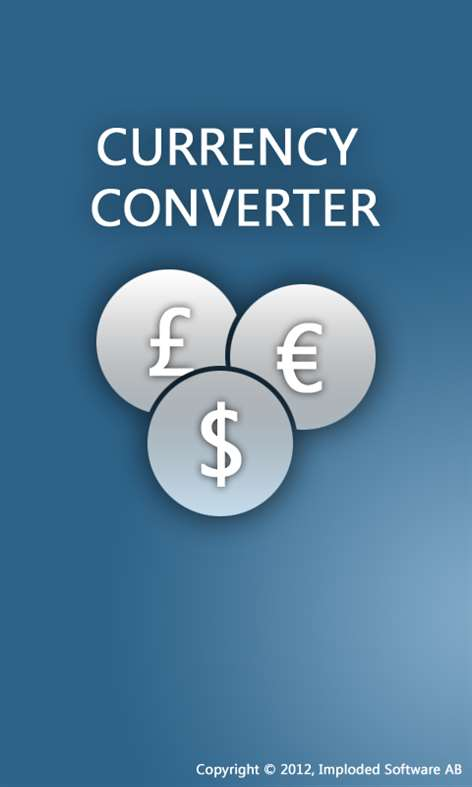 Currency Converter Screenshots 1