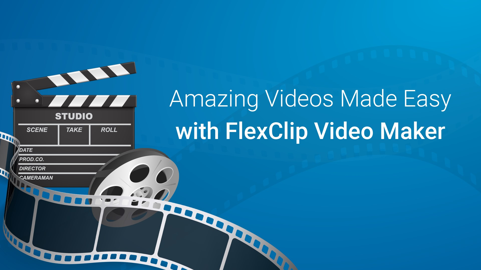 Comprar Flexclip Video Editor Movie Maker Microsoft Store Es Ec