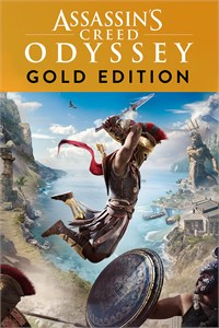 Carátula del juego Assassin's Creed Odyssey - GOLD EDITION
