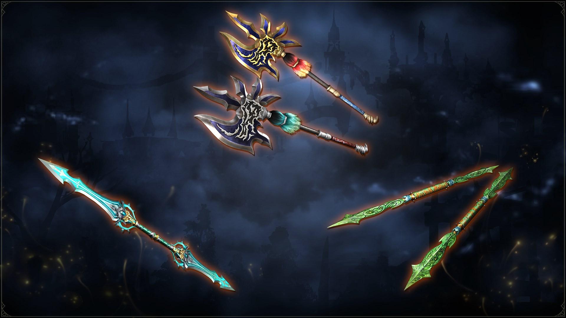 WARRIORS OROCHI 4: Legendary Weapons Wei Pack 2
