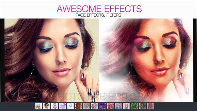 Get Photo Lab Image Editor : Face Effects, Filters