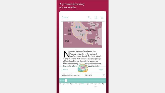 Get libby by overdrive microsoft store en gb screenshot a ground breaking ebook reader fandeluxe Gallery